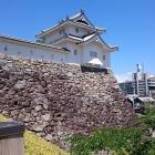 稲荷櫓、100名城スタンプの構図でもある