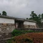 表二の門と東南隅櫓