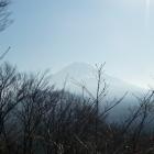 主郭から富士山