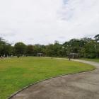 千秋公園 二の丸跡