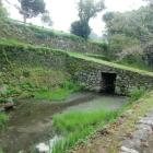 瓦坂と水濠
