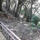 一ノ木戸(竪堀)