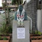 山田長政公の胸像