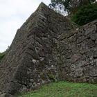 二の丸の高石垣
