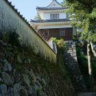 北虎口門から見た地蔵坂櫓