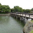 半月堡からの橋