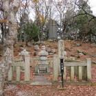 浅井氏と家臣の墓