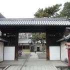茨木神社東門(茨木城搦手門(移築現存))