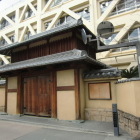 櫓門(復元)