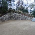 城郭最古の石垣