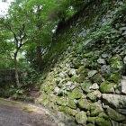 野面積みが石垣の中で一番自然で安心します