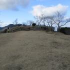 二ノ丸石垣と堀