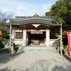 高山神社本殿