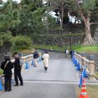 西桔橋門跡