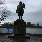 家康公の像