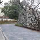 鉄御門跡。