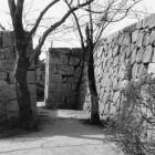 ③五番門跡、昭和56年撮影