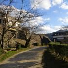 畳櫓と大門櫓と石垣