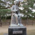 滝廉太郎像