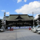 年末でも大賑わいだった八坂神社