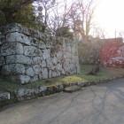 上ノ門と着見櫓石垣