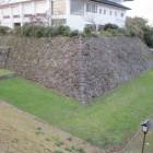 深堀の石垣