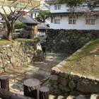 八坂神社からの食い違い虎口
