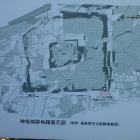 城跡地籍復元図
