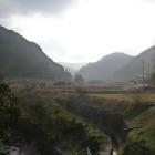 城井鎮房公が愛した城井谷の景色