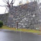 二ノ丸南大手門の石垣