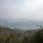 太宰府市街の眺め