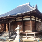 高家寺本堂。明石藩といろいろご縁が。