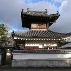 安楽寺移築の太鼓櫓