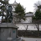 戸田氏鉄像
