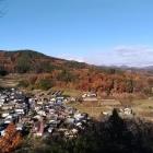 展望台から古町地区