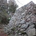 壺阪口門跡。ここからが「城内」