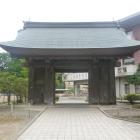 薬医門(水戸第一高校内)