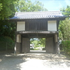 名島門(名島城の移築門)