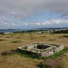 二の曲輪の舎殿跡