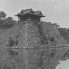 ①昭和57年撮影。天守台上には旧玉藻廟の