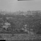 ⑤二の丸黒鉄門跡。昭和57撮影。