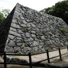 東櫓台跡石垣