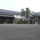 外桜田門の枡形内