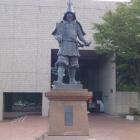 津軽為信公銅像