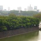 富士見三重櫓が見えます