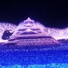 冬の熊本城