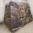 宇喜多氏時代の石垣