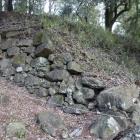 二の丸西石垣