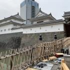 巽櫓(と静岡県庁?)