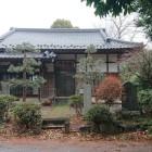 四郭に建つ正慧寺